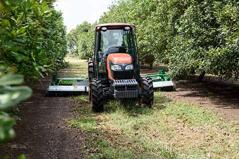 MJ30-420DW Macadamia Nut Orchard Australia